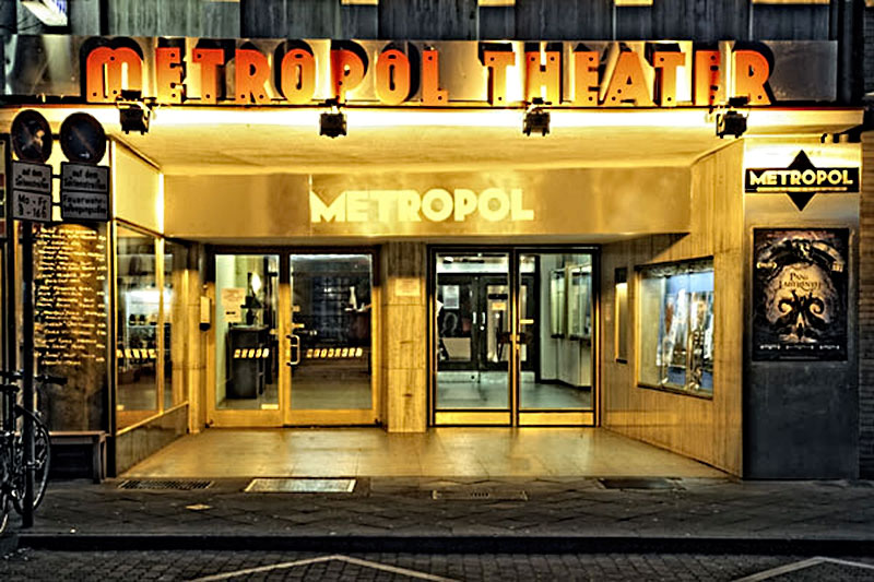 Metropol Theater in Düsseldorf